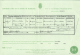 Marriage Certificate: William Stokes and Susannah Frances Hammett