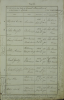 Burial Record: Sarah Gentry (1836)